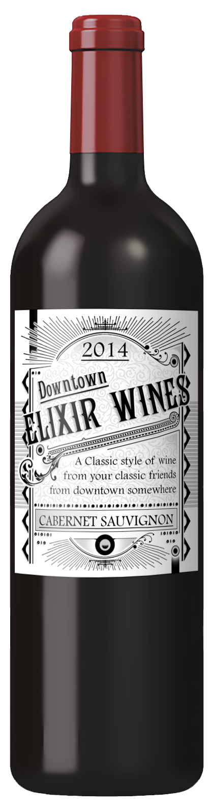 Custom wine labels for your homemade wine