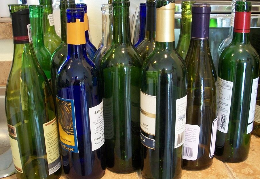 bottling homemade wine