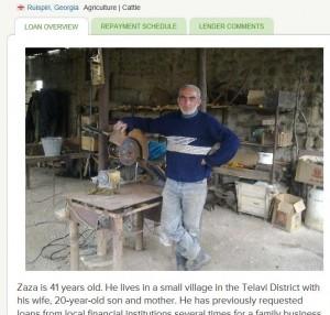 zaza the grape grower