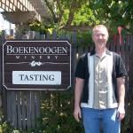 Boekenoogen Wine Tasting in Monterey