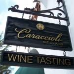 Caraccioli Wine Tasting