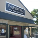 Parsonage Wine Tasting