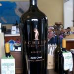 Scheid Wine Tasting