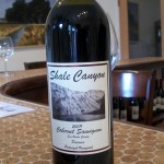 Shale Canyon Wine Tasting