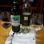 Bargetto Wine Tasting