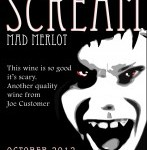 Scream_Halloween_Wine_Label