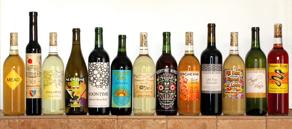 How To Pick A Wine Label Design Noontime Labels Blognoontime
