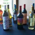 Noontime Labels Wine