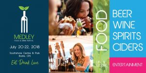 Medley Wine and Food Festival