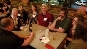 Winemaking Conference Party