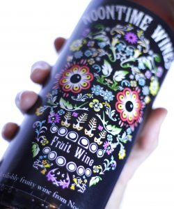 Custom Wine Label for Day of the Dead
