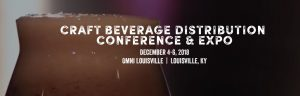 Craft Beverage Distribution Conference